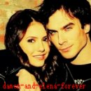 Photo de Damon-and-Elena-forever